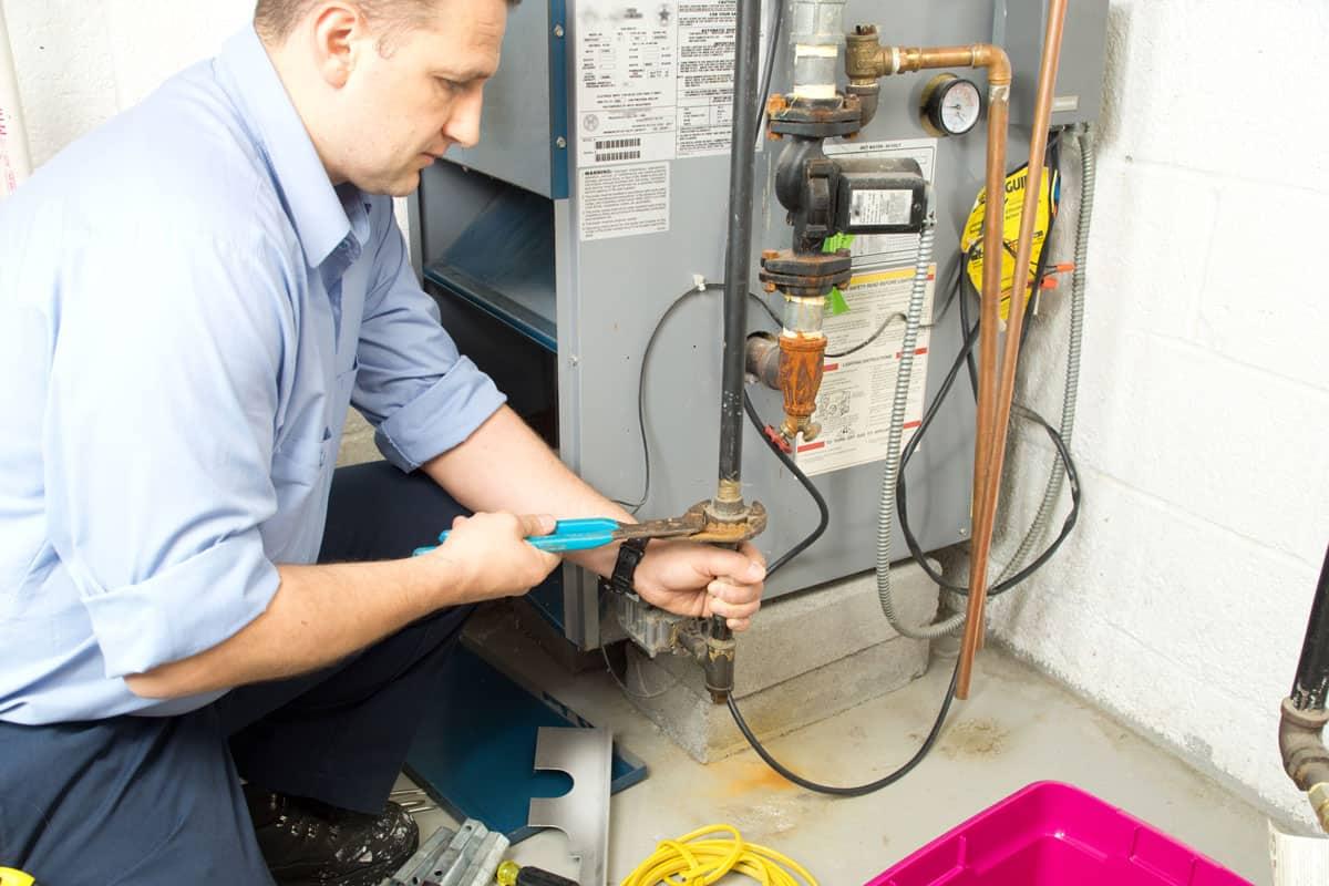 Furnace Repair Patriot Heat and Air Chattanooga TN
