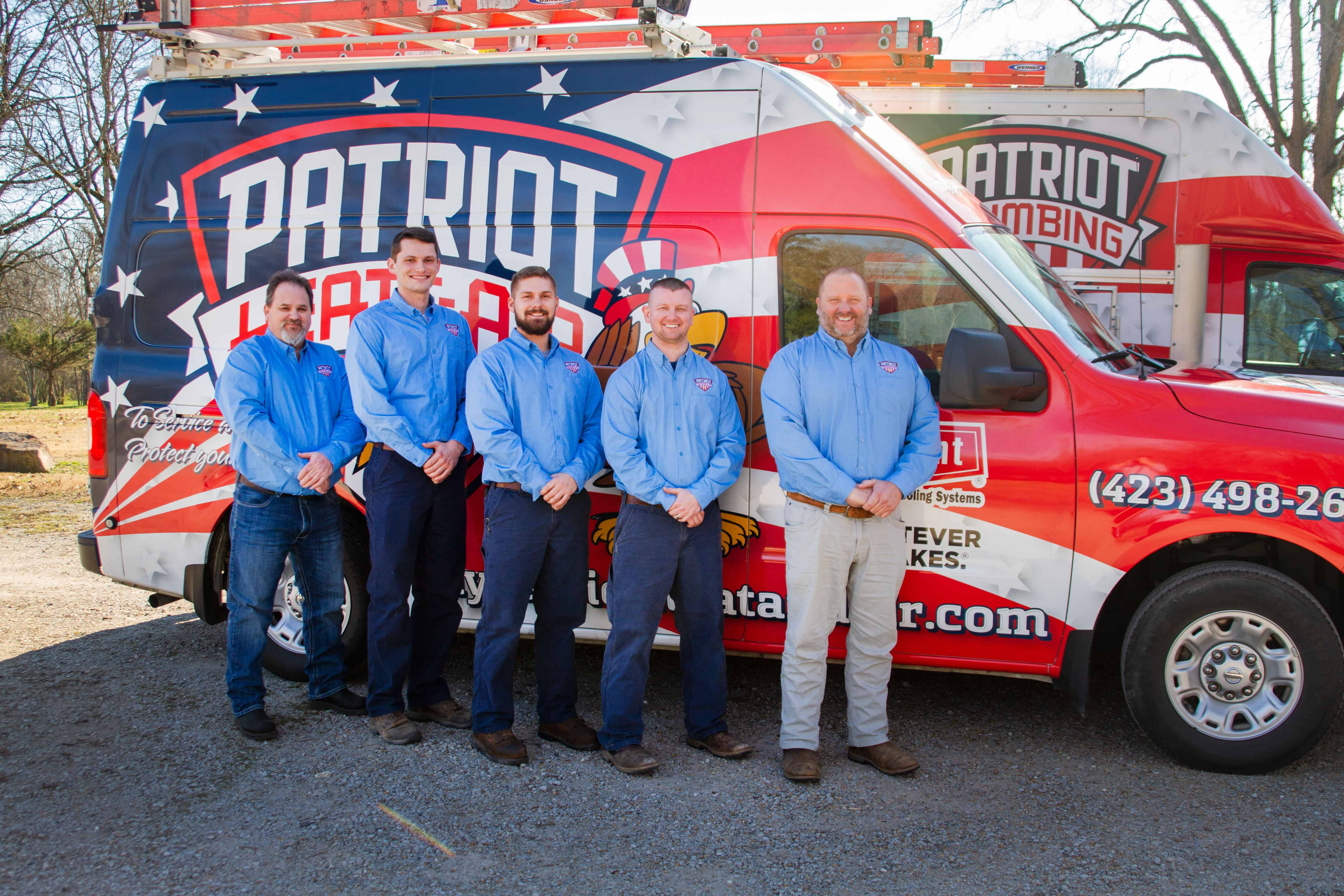 HVAC Services Heat and Air Services Patriot Heat & Air Chattanooga TN
