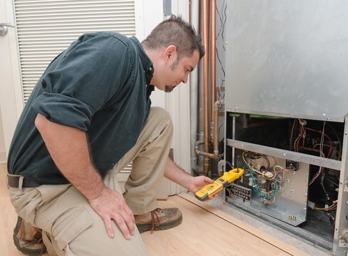 Air Conditioner Repair Technicians Patriot Heat and Air Chattanooga TN